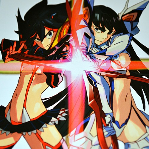 Review: Kill la Kill Volume 4 – Limited Edition Blu-ray