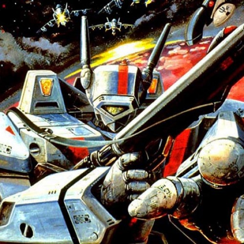 Is a live-action Robotech movie finally in the works?