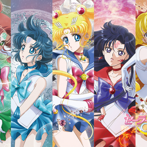 Sailor Moon Crystal character album to release on April 29