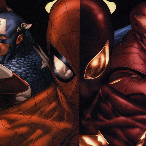 Captain America: Civil War screened to Sony execs for approval?