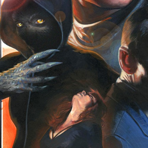 Inhumans featured in new Marvel's Agents of S.H.I.E.L.D. poster