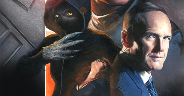 Inhumans featured in new Marvel's Agents of S.H.I.E.L.D ...