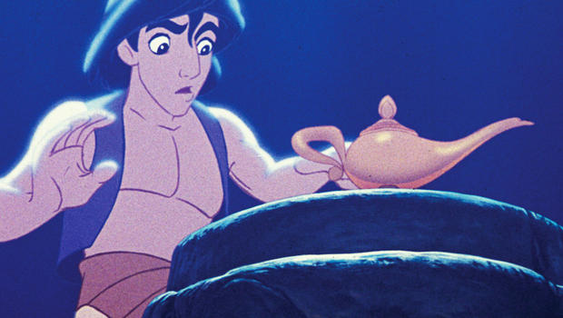 Aladdin is finally coming to Blu-ray this fall, plus new ...