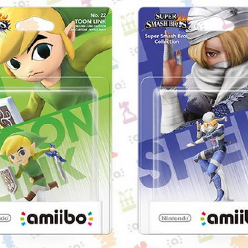 Wave 3 Amiibo on the way to Gamestop this week!