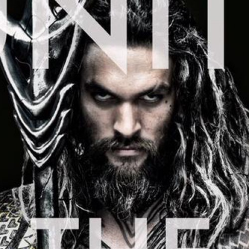 This is what Jason Momoa will look like as Aquaman, complete with scale tattoos