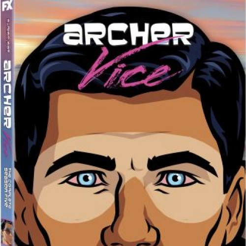 Archer (Vice): The Complete 5th Season Blu-ray review