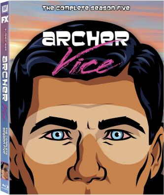 archer vice blu-ray