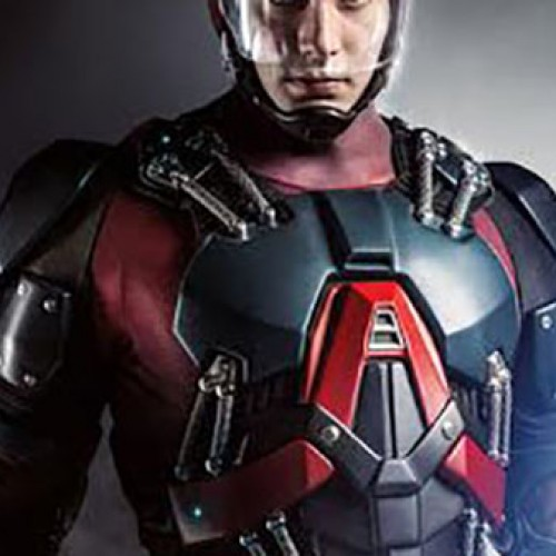 First official look at The Atom on CW's Arrow