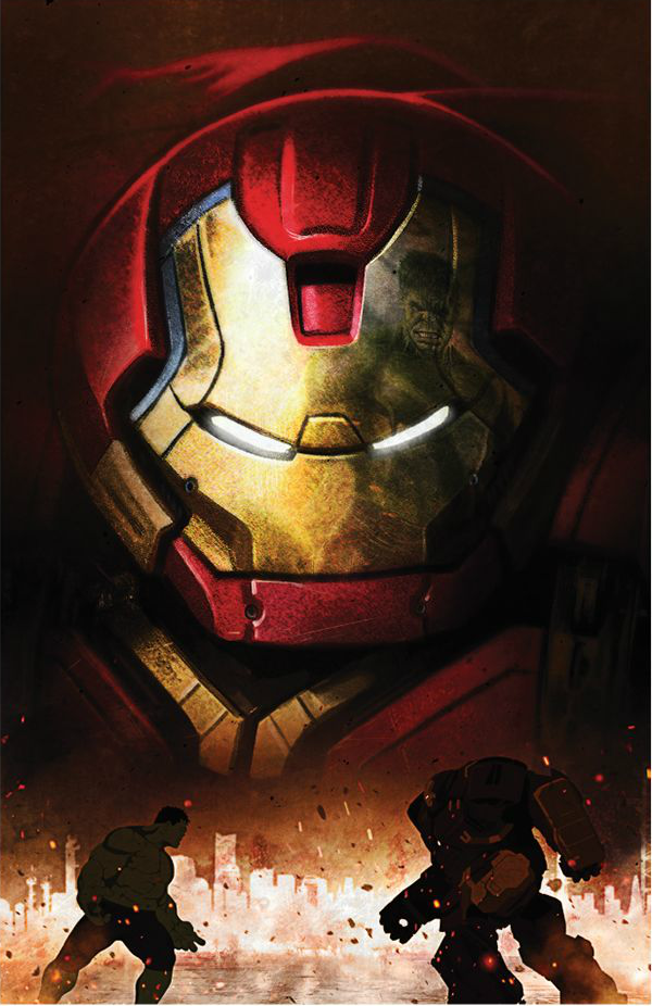 iron man vs the hulk vision and more in new avengers
