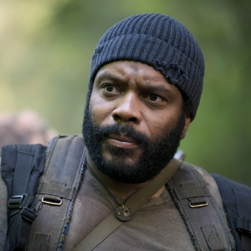 Chad L. Coleman on last episode of The Walking Dead
