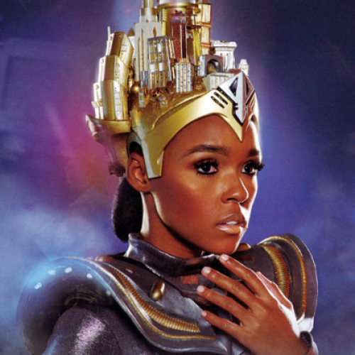 The sci-fi saga of Cindi Mayweather & the music of Janelle Monáe