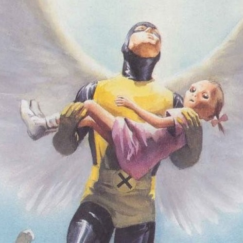 New production art reveals Angel in X-Men: Apocalypse?