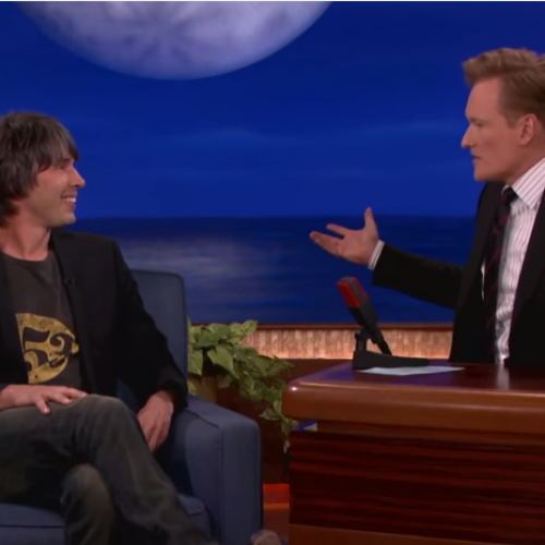 Conan: Professor Brian Cox talks about Science, Scooby Doo, and Teleportation