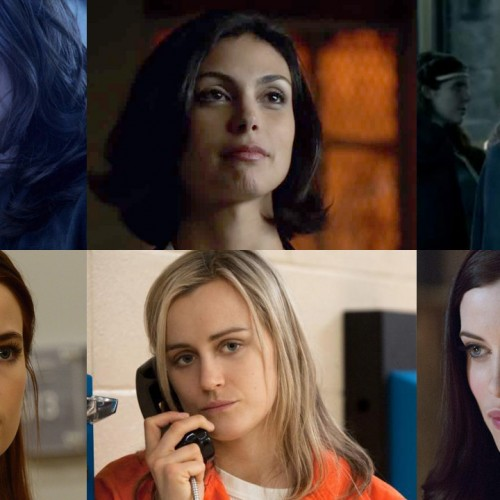 Deadpool movie's leading lady may be Morena Baccarin or Taylor Schilling