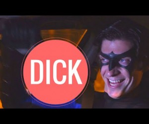 dick grayson nightwing