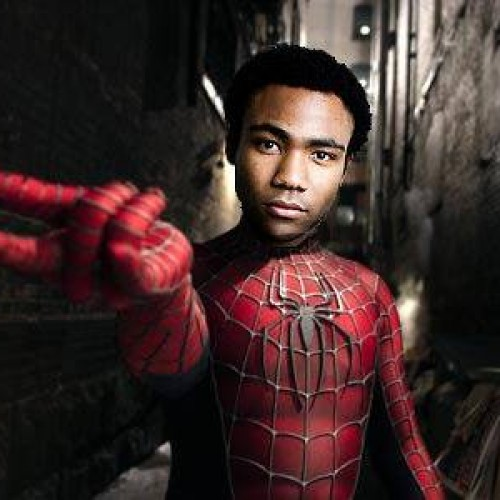 Donald Glover is trending. Will he play Spider-Man?
