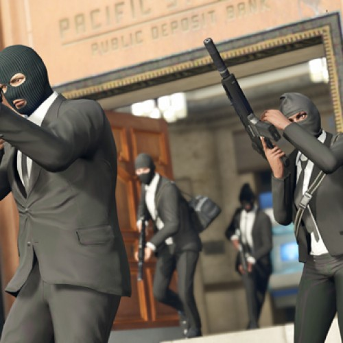 GTA Online Heists coming in March, PC version delayed again
