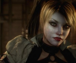 harley quinn batman arkham knight