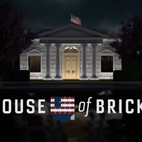 Sesame Street parodies 'House of Cards' with 'House of Bricks'