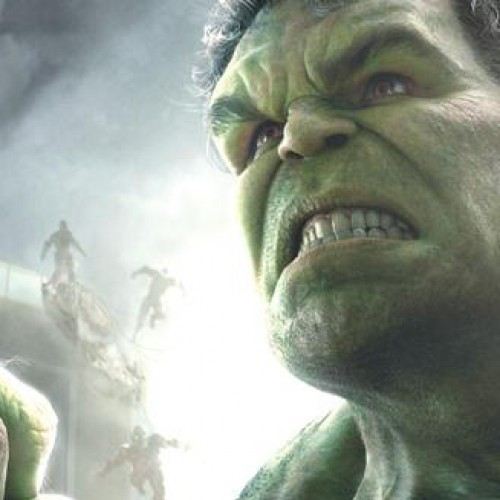 The Hulk gets a new Avengers: Age of Ultron poster