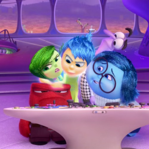 Pixar's Inside Out Blu-ray review