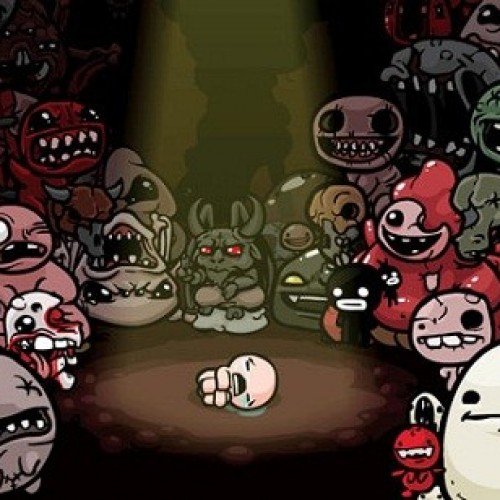 Binding of Issac to receive massive 'AfterBirth' update