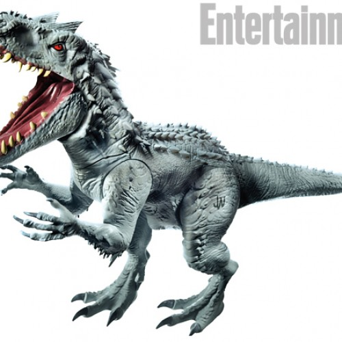 Habro's Indominus Rex toy officially revealed for Jurassic World