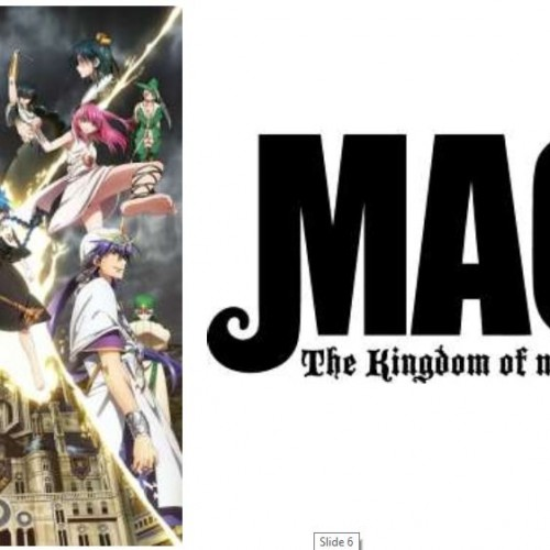 Magi: The Kingdom of Magic –Complete DVD Set Release starting March 31st