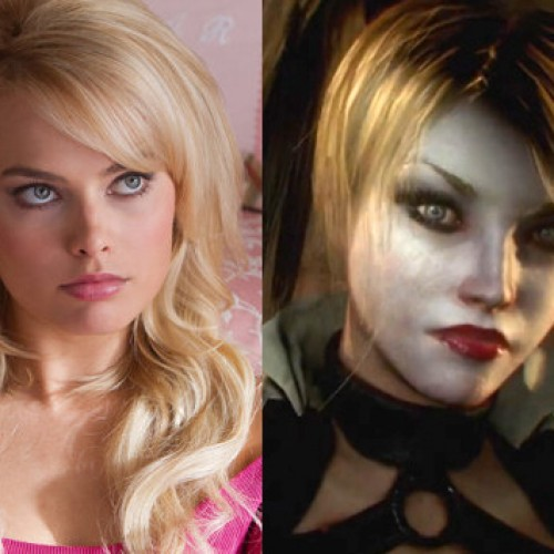 Margot Robbie didn't have to audition for Suicide Squad's Harley Quinn role