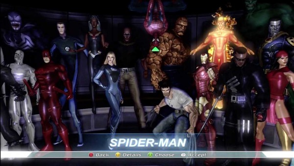 Opinion marvel ultimate alliance characters would