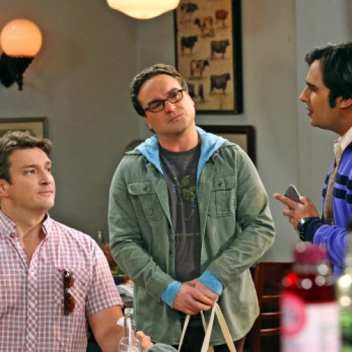 Nathan Fillion to guest star on The Big Bang Theory