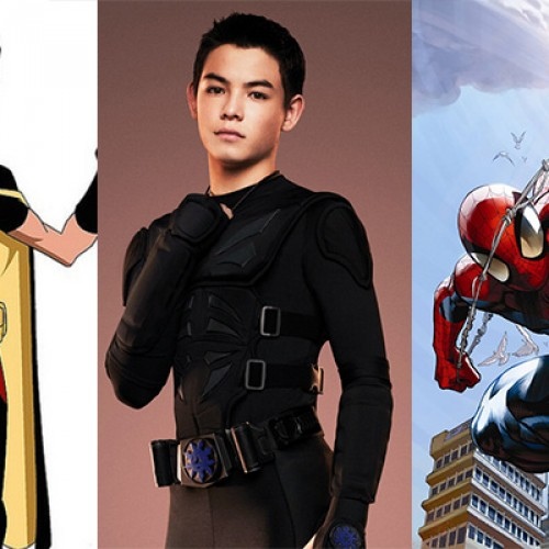 Big Hero 6's Ryan Potter wants to play Spider-Man