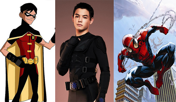 Big Hero 6 S Ryan Potter Wants To Play Spider Man Nerd