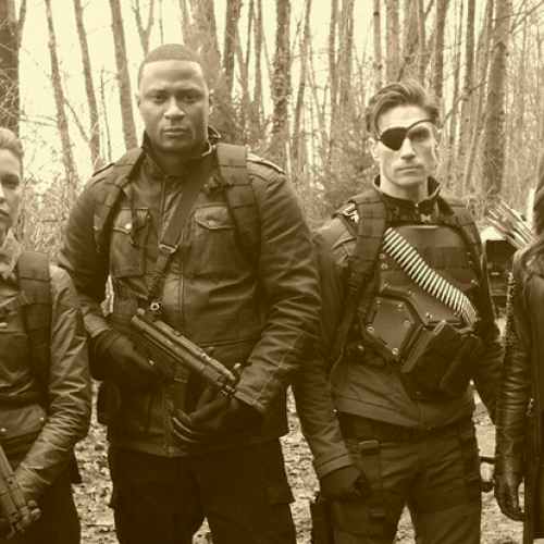 First look at Arrow's new Suicide Squad lineup