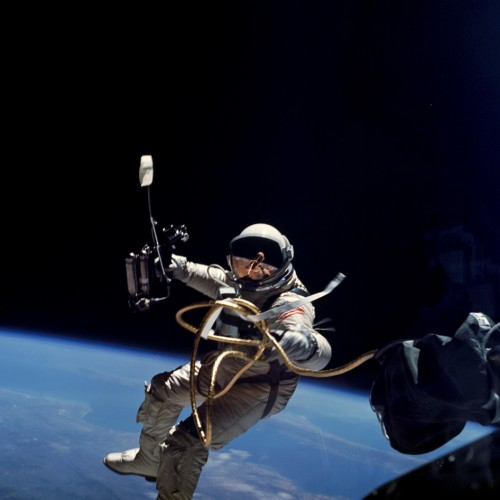 Suit Up with NASA as they celebrate 50 years of spacewalking