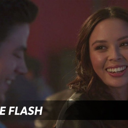 Barry Allen meets a new love interest in this week's The Flash