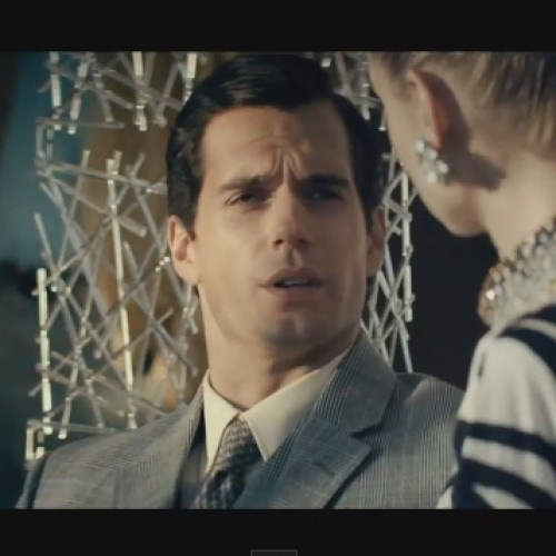 Watch Henry Cavill and Armie Hammer in The Man from U.N.C.L.E. trailer
