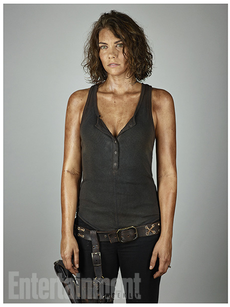 the walking dead Lauren-Cohan