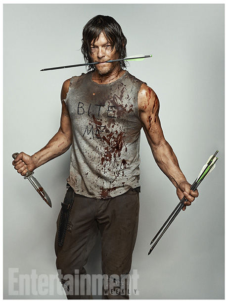 the walking dead Norman-Reedus