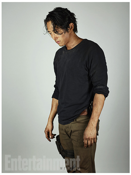 the walking dead Steven-Yeun