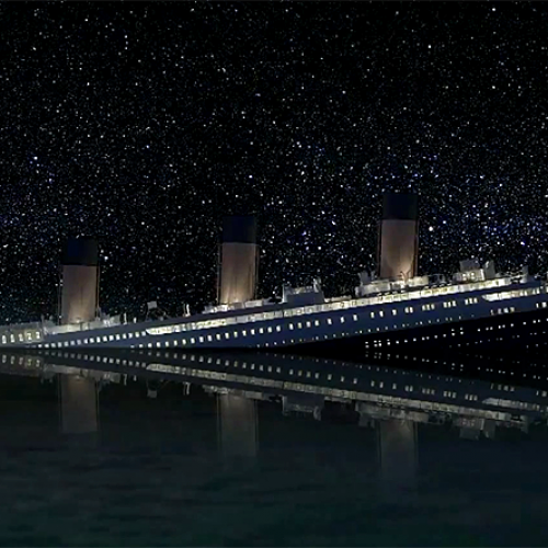 Relive the sinking of the Titanic in upcoming video game