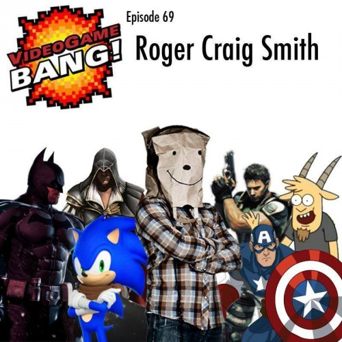 Videogame BANG! Episode 69: Roger Craig Smith
