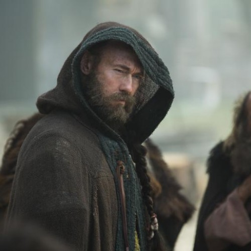 Vikings' Kevin Durand talks about his new character, Harbard