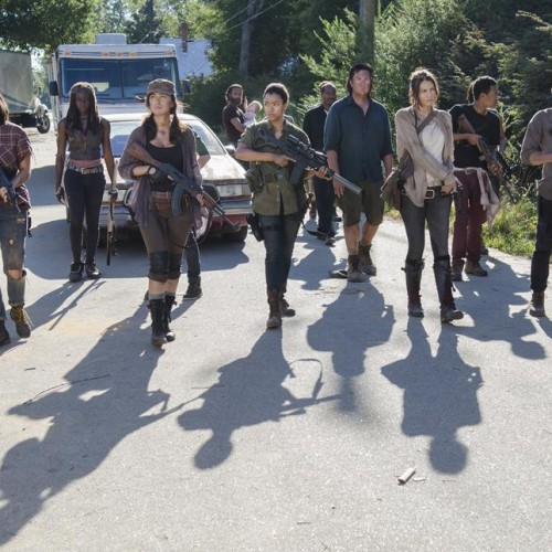 The Walking Dead 511 'The Distance' review and recap