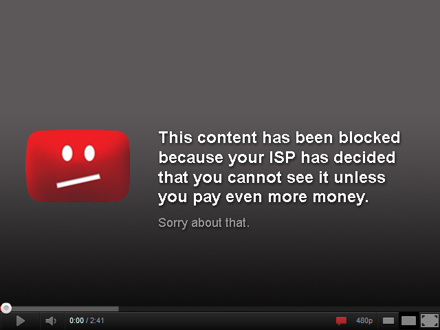 Image result for net neutrality youtube