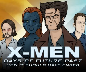 x-men days of future past how it should have ended