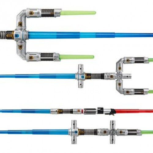Hasbro to release ridiculous customize-your-own Lightsaber set