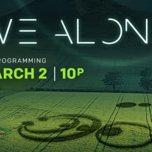 The Science Channel's Are We Alone? Week
