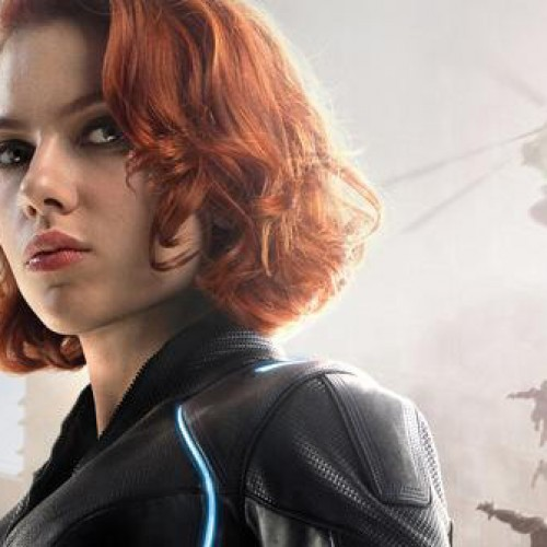 Black Widow and Nick Fury posters released for Avengers: Age of Ultron