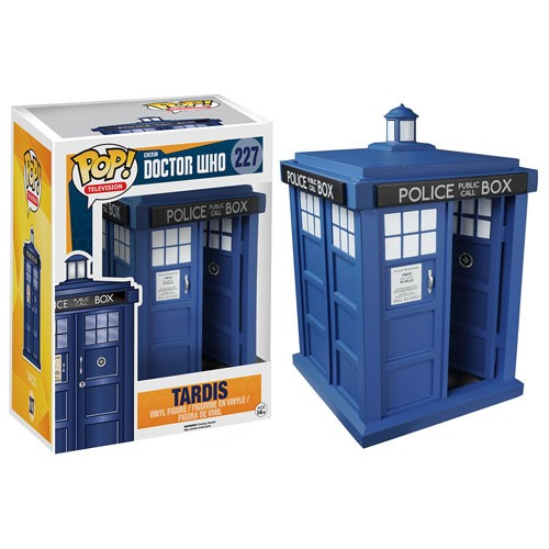 Funko POP! figures will finally feature 'Doctor Who'